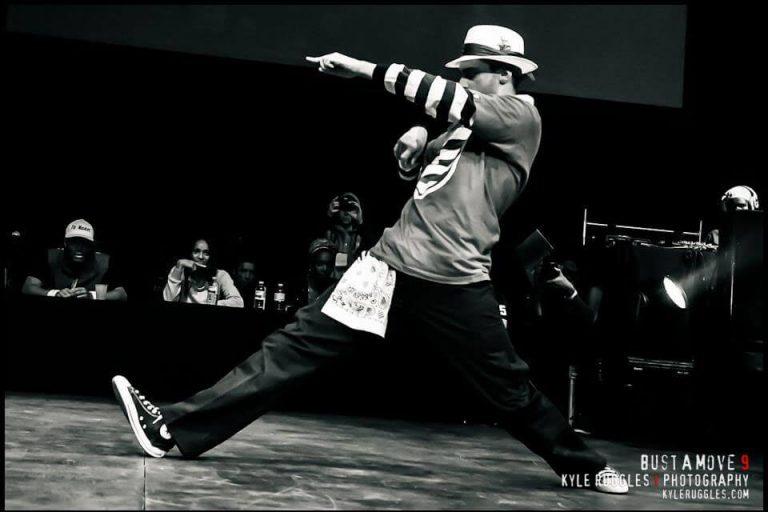 Scramblelock dancing