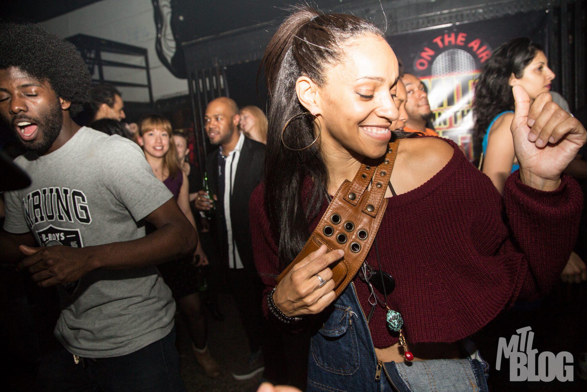 Tash Clubbing